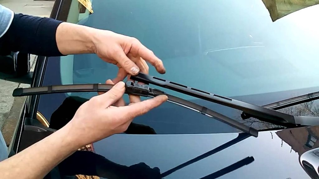 Image result for Car Maintenance 101: How To Change Windshield Wiper Blades